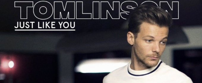 One Direction's Louis Tomlinson Releases New Solo Track 'Just Like You'