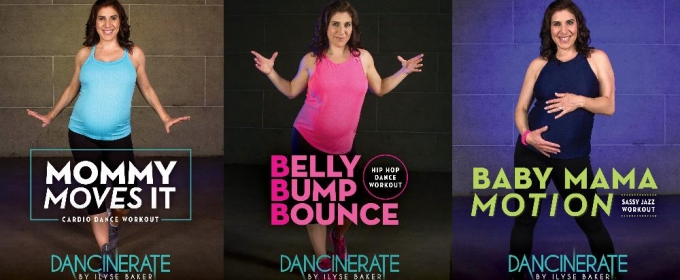 Celebrity Trainer Ilyse Baker Announces 'Dancinerate Pregnancy Edition'