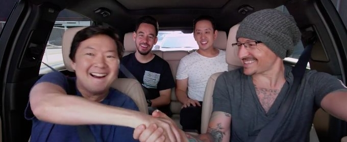 Carpool Karaoke Releases Linkin Park Episode for Free in Memory of Chester Bennington