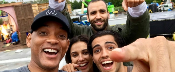Wish Granted! Disney's Live-Action ALADDIN Announces Release Date
