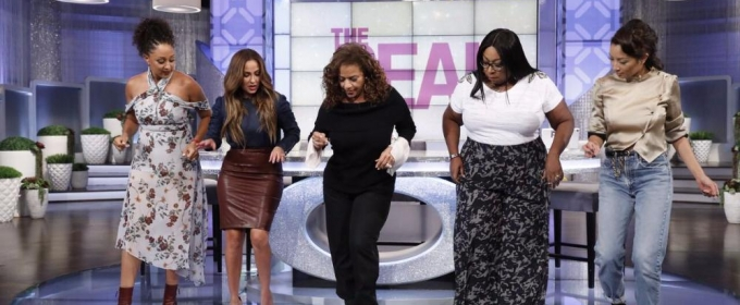 Sneak Peek - Debbie Allen Gives Salsa Lessons on Today's THE REAL