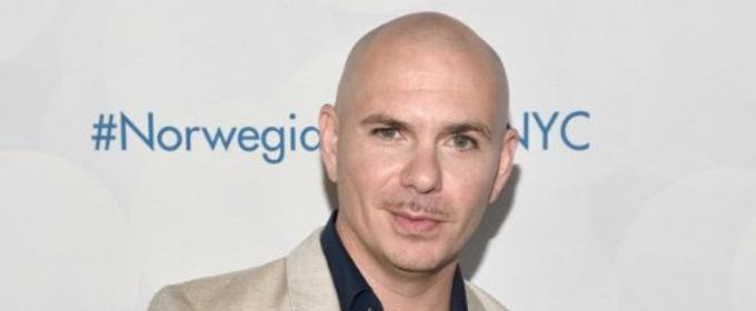 Pitbull & Norwegian Cruise Line Celebrate Norwegian Escape's Arrival To NYC