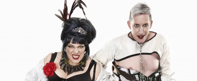 BWW Interview: Jacqui Dark And Kanen Breen of STRANGE BEDFELLOWS - BEDLAM at Artspace