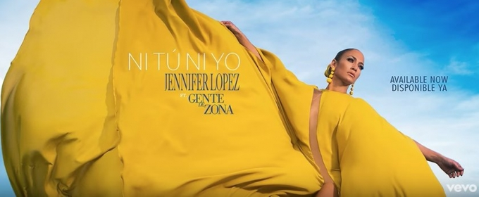 VIDEO: Jennifer Lopez Drops New Single 'Ni Tu Ni Yo' ft. Gente de Zona