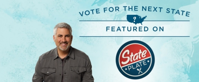 Taylor Hicks Announces Winning State to Be Featured On Culinary Travel Series STATE PLATE