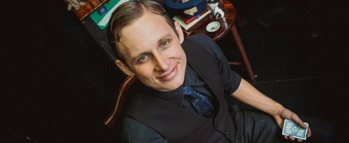 BWW Review: Stuart Lightbody Himself is the Most Magical of His UNIQUE WONDERS