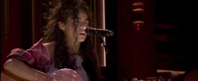 VIDEO: Jessie Reyez Makes TV Debut Performing 'Figures' on TONIGHT