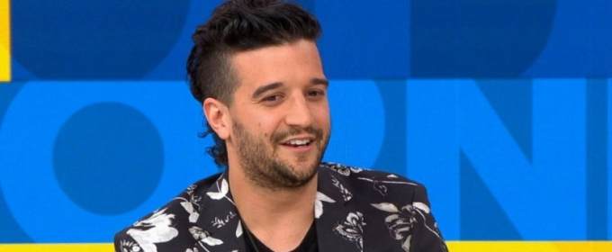 JERSEY BOYS' Mark Ballas Returns as Pro for New Season of DANCING WITH THE STARS