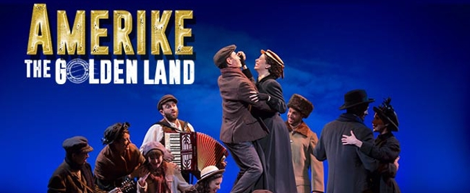 VIDEO: New Trailer for AMERIKE - THE GOLDEN LAND, Opening Tonight at National Yiddish Theatre Folksbiene