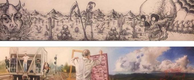 Art Exhibition MONTARlaBestia Opens at UC Berkeley