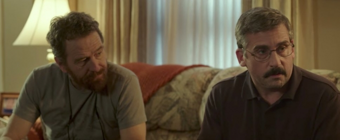 VIDEO: First Look - Steve Carell, Bryan Cranston Star in Richard Linklater's LAST FLAG FLYING