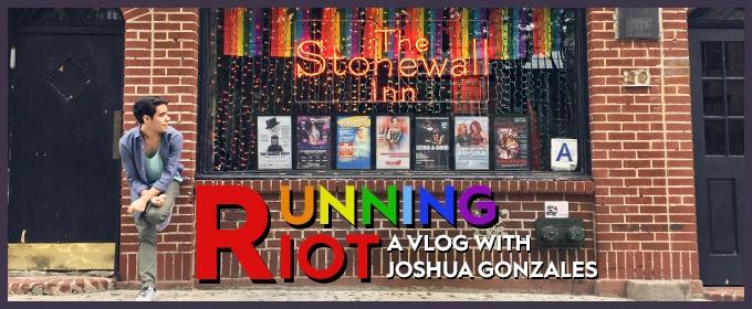 BWW Vlog: WaterTower Theatre's RUNNING RIOT: Episode 5