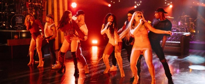 VIDEO: Fifth Harmony Perform, Play 'Flinch' on LATE LATE SHOW