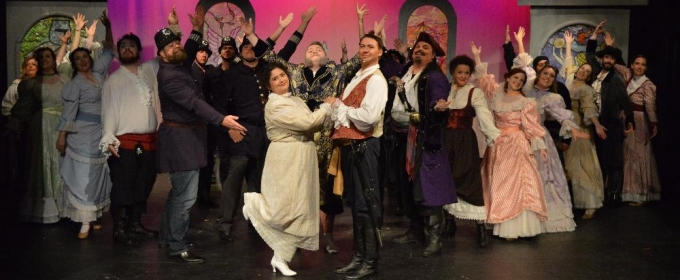 BWW Review: CFTA's Tuneful and Entertaining THE PIRATES OF PENZANCE
