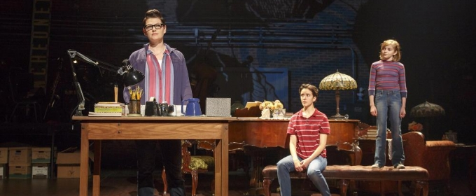 BWW Review: Beautifully Poignant FUN HOME Tour Moves Into OC's Segerstrom Center