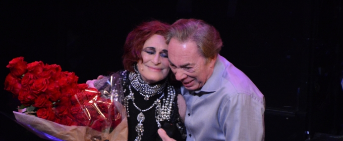 Photo Coverage: Glenn Close Takes Final Curtain Call as SUNSET BOULEVARD Closes on Broadway