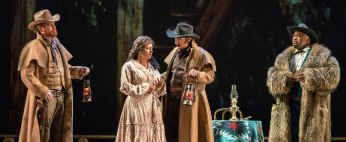 Review Roundup: LA FANCIULLA DEL WEST at Lincoln Center