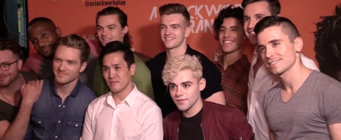 BWW TV: The Future is Here! Meet the Cast of A CLOCKWORK ORANGE