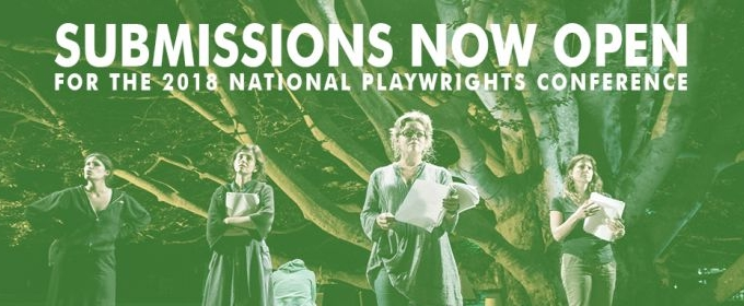 Eugene O'Neill Theater Center Announces Open Submissions for 2018 National Playwrights Conference