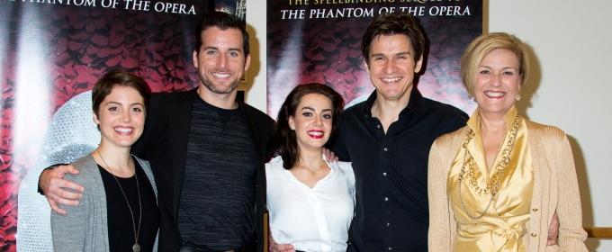 BWW TV: Go Inside the Rehearsal Room with the Company of the  LOVE NEVER DIES National Tour!
