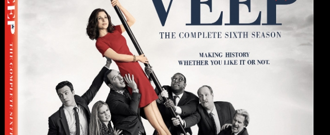 VEEP Season 6 & SILICON VALLEY Season 4 are Available for Digital Download this Month