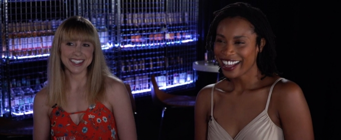 BWW TV: Tomorrow on Broadway Bartender... The Cast of ME THE PEOPLE!