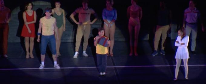 BWW TV: He Can Do That! Sean Harrison Jones Dances Away in A CHORUS LINE
