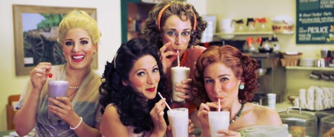 THE MARVELOUS WONDERETTES to Bring the '50s & '60s to the Grange Theatre