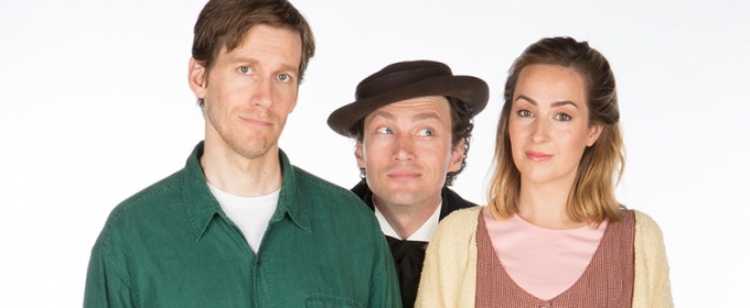 VIDEO: Get A First Look At BENNY & JOON At The Old Globe Theatre