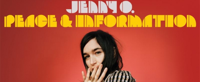 Jenny O. Reveals Electric 'Case Study' Video via LA Weekly, On Tour Now