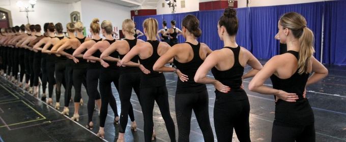 BWW TV: Watch the Rockettes Get in Line for Another Spectacular Holiday Season!