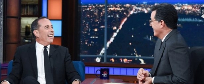 THE LATE SHOW with STEPHEN COLBERT  Wins Premiere Week