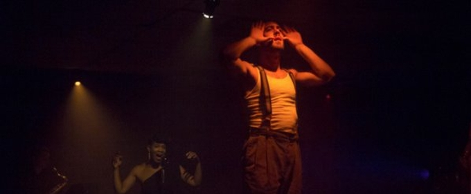 Photo Flash: First Look - Immersive 1930s Sideshow CURIOSITIES Opens Tonight in Brooklyn