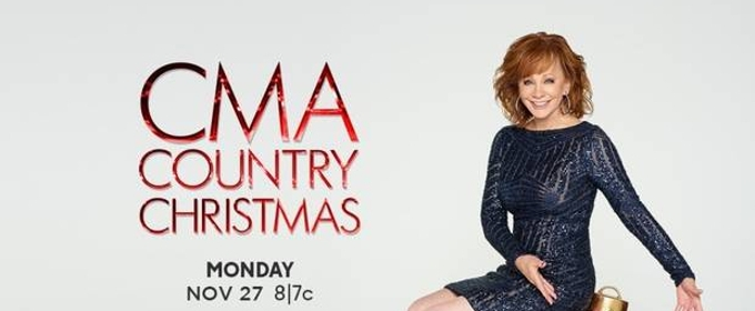 Reba McEntire to Host Eighth Annual Holiday Music Special 'CMA Country Christmas'