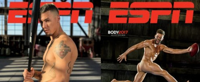 ESPN The Magazine's Ninth Annual BODY Issue Launches on ESPN.com; Hits Newsstands Friday