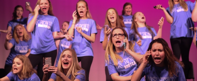 BWW Exclusive: Kristin Chenoweth's Broadway Bootcamp Photo Scrapbook - Volume Two!