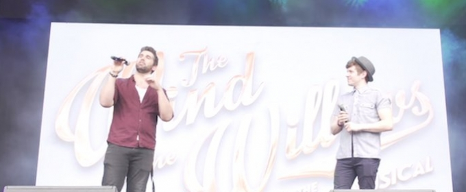 VIDEO: Messing About In Boats With THE WIND IN THE WILLOWS At West End Live!