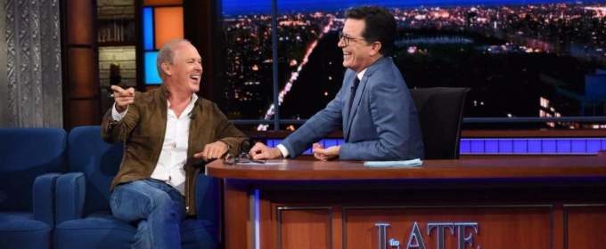 CBS's LATE SHOW WITH STEPHEN COLBERT Tops Weekly Late Night Ratings