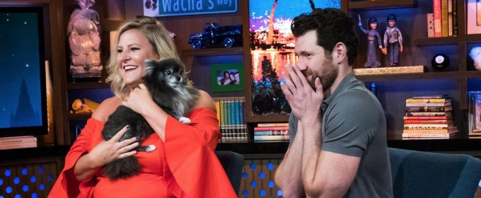 VIDEO: Billy Eichner Reacts to Patti LuPone Calling Madonna a 'Movie Killer'