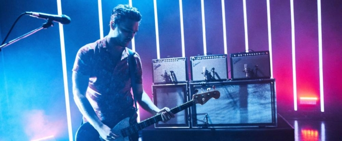 VIDEO: Royal Blood Performs 'Lights Out' on LATE LATE SHOW
