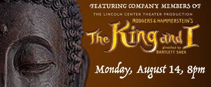 THE KING AND I Touring Cast to Present ONE NIGHT IN BANGKOK to Benefit BC/EFA