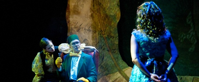 BWW Review: Take a Tumble down the Rabbit Hole in the Delightful ALICE AND THE BOOK OF WONDERLAND at Annapolis Shakespeare Company