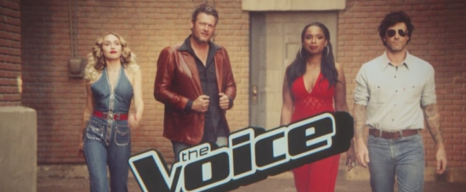 VIDEO: THE VOICE Coaches Return to the '70's In Promo for New Season