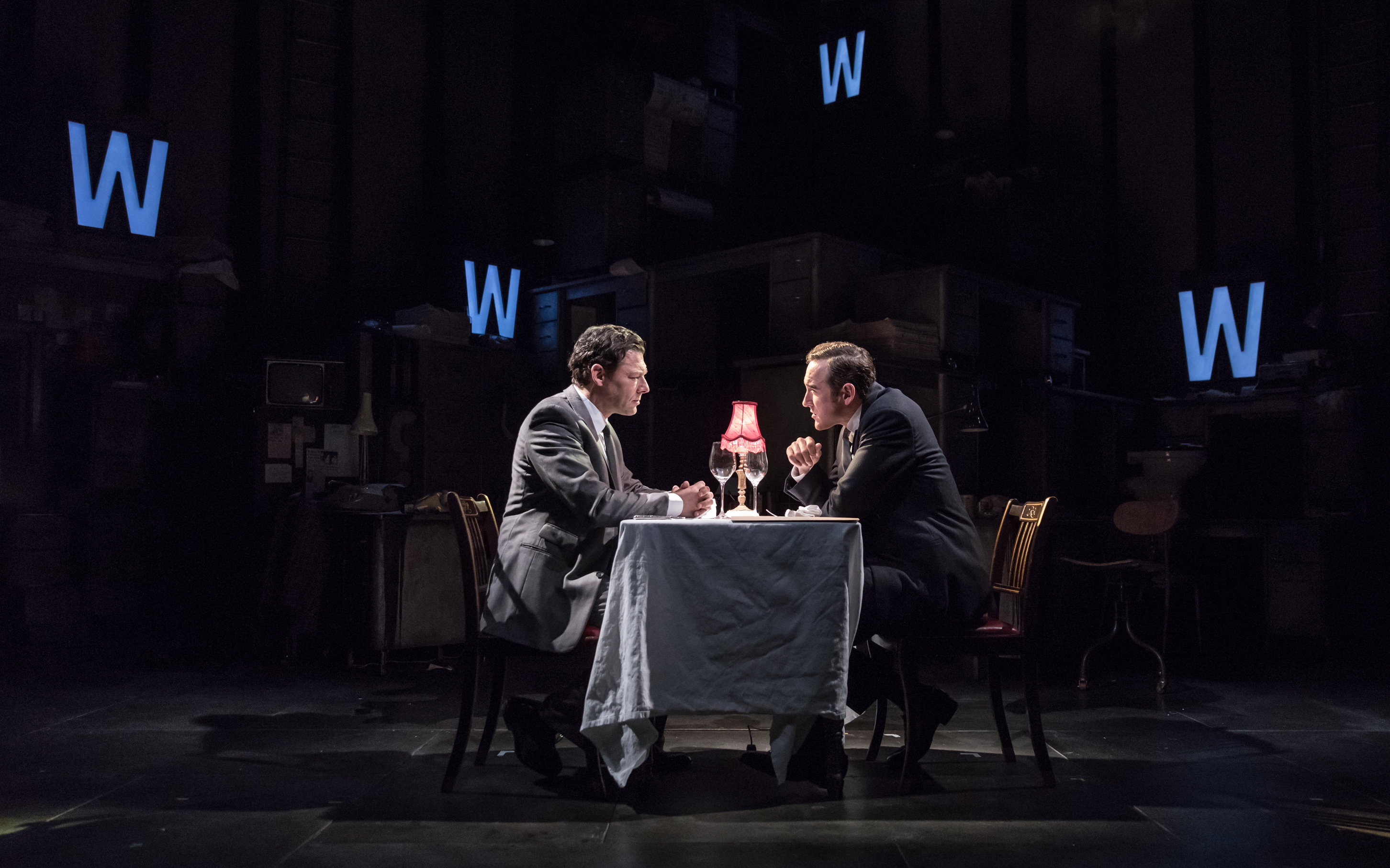 BWW Review: INK, Duke Of York's Theatre