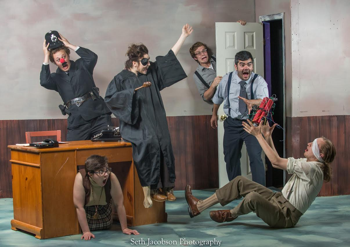 BWW Review: ACCIDENTAL DEATH OF AN ANARCHIST at Contemporary Theatre Company