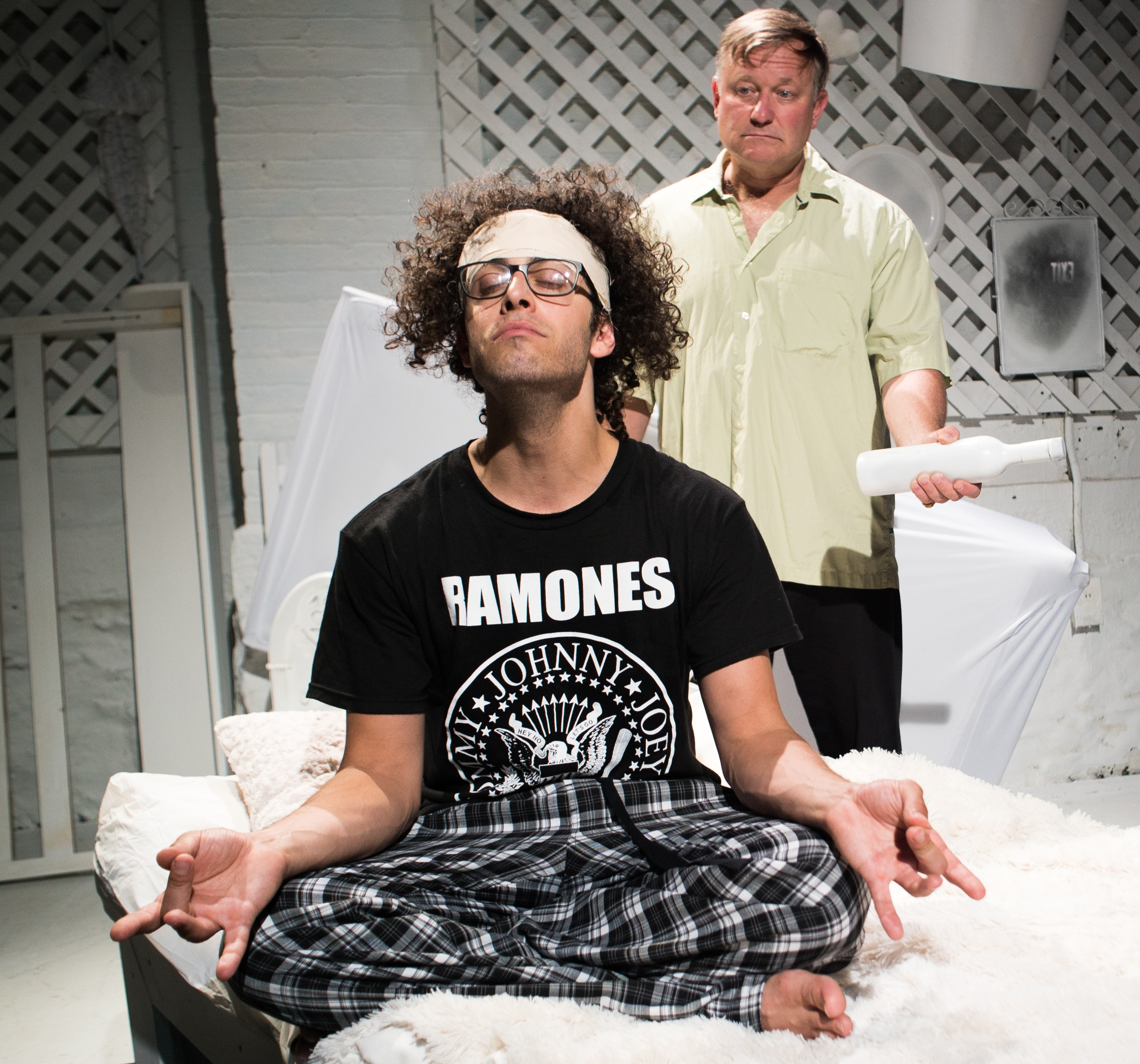 BWW Review: RHINOCEROS Challenges the Audience to Place a Spotlight on the Absurdity of Life Today at Con-Con