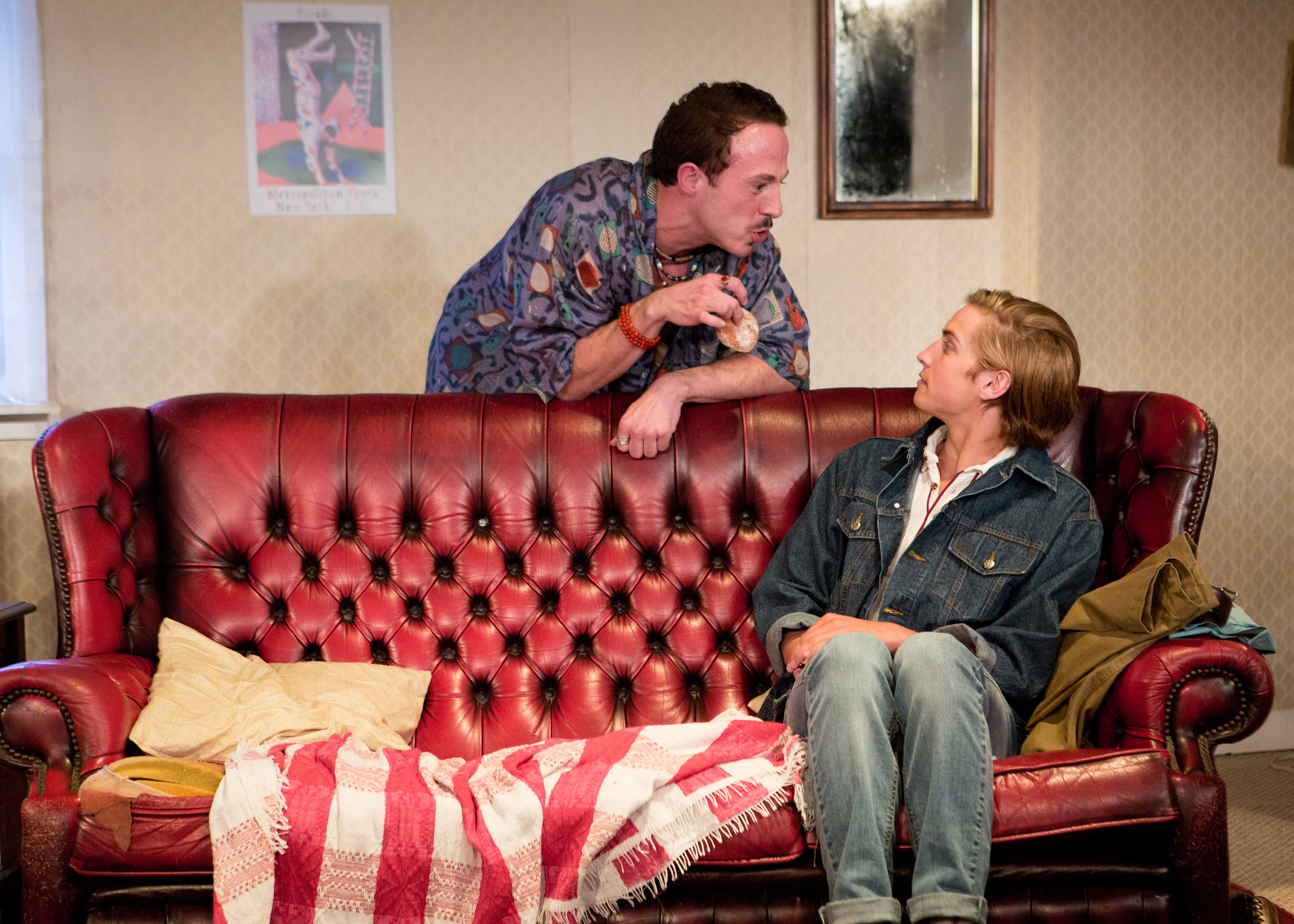 BWW Review: COMING CLEAN, King's Head Theatre