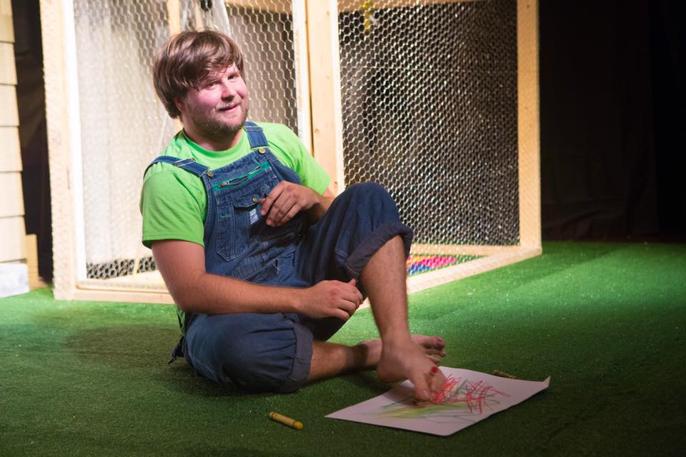 BWW Review:  The Dark Comedy TREVOR is not Monkeying Around at Theatre Downtown