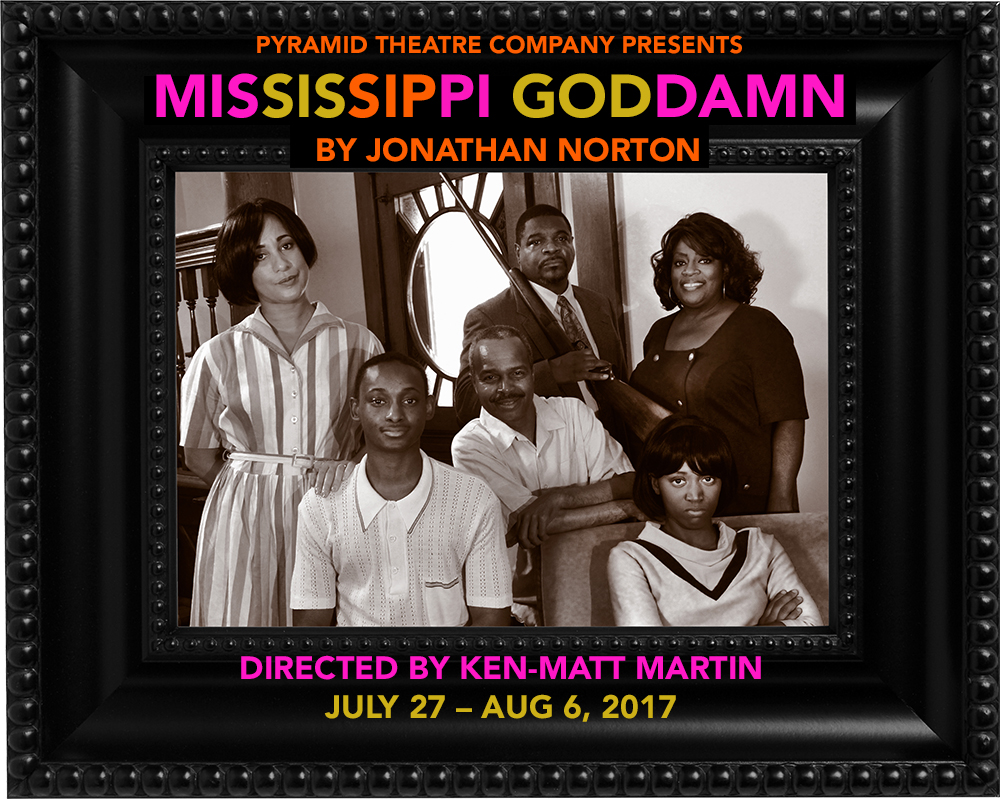 BWW Review: MISSISSIPPI GODDAMN at Pyramid Theatre Company
