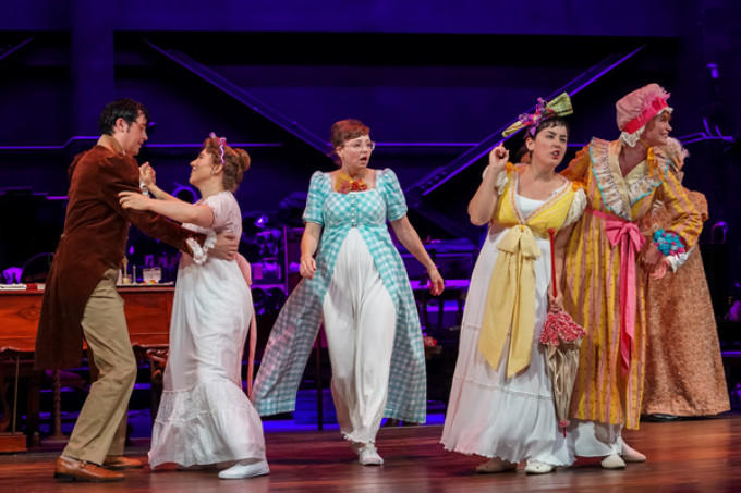 Review Roundup: PRIDE AND PREJUDICE at Seattle Repertory Theatre